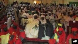 Taron yaki da Polio a Sokoto