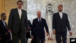 Mideast Iran U.N. Syria