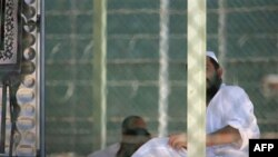 """""""WikiLeaks"""" Guantanamo mahbuslariga oid AQSh hukumati hujjatlarini fosh qilgan"""