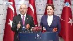 Kılıçdaroğlu ve Akşener'den Demokrasi ve Milli İrade Çağrısı