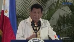 菲律賓總統奧巴馬爆粗口後表示遺憾