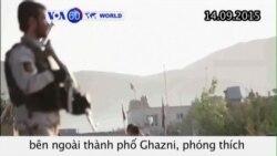 Taliban cướp ngục, thả hơn 400 tù nhân (VOA60)