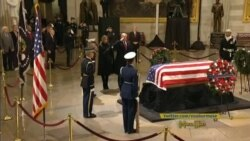 George H. W. Bush ရဲ့ စ်ာပနအတြက္ ျပင္ဆင္