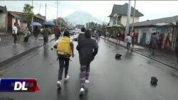 Maandamano yaendelea kwa siku ya tatu Goma, DRC
