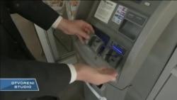 Uređaj za lako otkrivanje krađe podataka sa kreditnih kartica