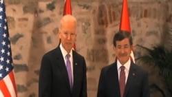 拜登在土耳其尋求幫護打擊伊斯蘭國