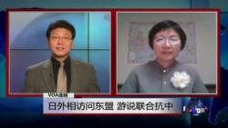 VOA连线: 日本外相访问东盟游说联合抗中 中国人对日好感不足30%