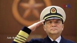 Tư lệnh Trung Quốc đích thân thị sát đảo ở Trường Sa