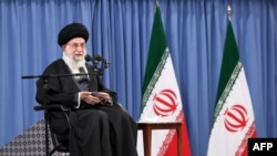 Lãnh đạo tối cao Iran Ayatollah Ali Khamenei.