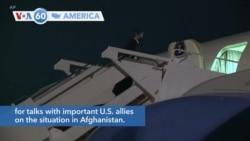 VOA60 Ameerikaa - Blinken to Visit Qatar, Germany for Afghanistan Diplomacy