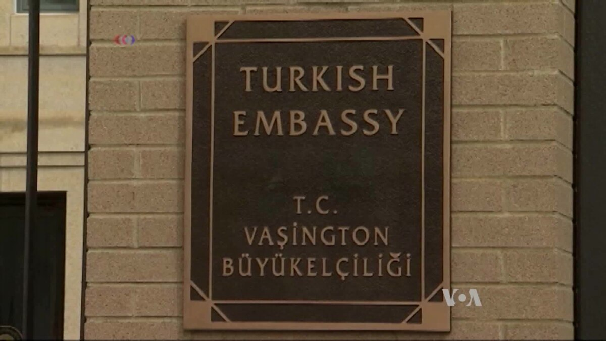 US: Turkey\'s Arrest of US Consulate Staffers \'Deeply Disturbing\'