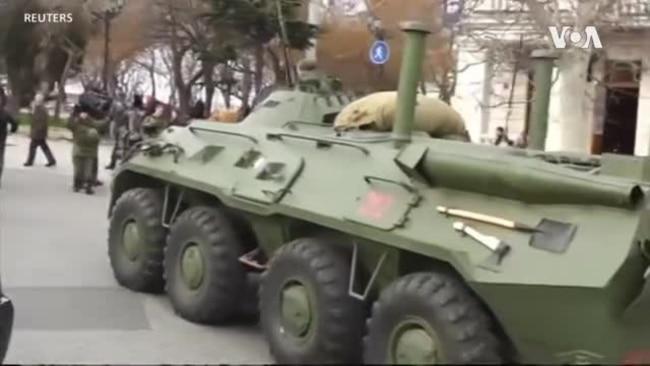 美国对乌克兰军事援助争议何在