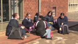 S. African School Gives Hope to Pregnant Teens