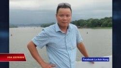 Ân xá Quốc tế yêu cầu Việt Nam trả tự do cho blogger Lê Anh Hùng