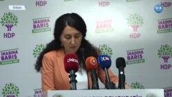 HDP'den Anayasa Mahkemesi İçin Muhalefete Çağrı