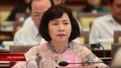Ủy ban đảng đề xuất kỷ luật nữ thứ trưởng công thương