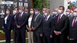 İstanbul'da 15 Temmuz Anma Töreni