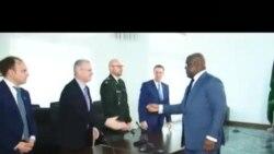 Tshisekedi azongisi boyokani na Belgique