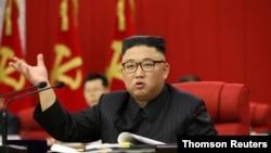 Pemimpin Korut Kim Jong-un. (Foto: dok).