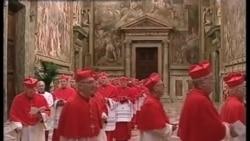 梵蒂岡:樞機主教將在週二選舉教宗