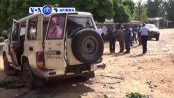VOA60 AFIRKA: BURUNDI Wani Gungun 'Yan Bindiga Dauke da Muggan Makamai ya Kashe Babban Janar din Kabilar Tutsi