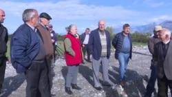 Rishikohet projekti i by passit të qytetit të Shkodrës