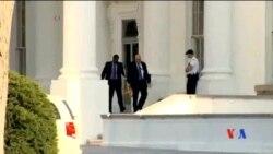 2014-09-30 美國之音視頻新聞: 美國特勤局局長就擅闖白宮事件接受國會質詢