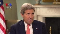 Secretary of State John Kerry on When Iran Sanctions Could Be Relaxed