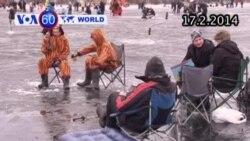 Ngư dân Estonia đón mừng Lễ hội Cá vàng (VOA60)