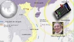 Việt Nam tuyên bố chuẩn bị kiện giàn khoan Trung Quốc