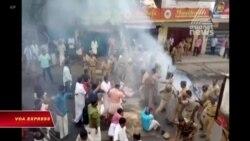 Ấn Độ: Biểu tình bước sang ngày thứ nhì vì nữ giới vào đền thiêng