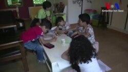 Suriyeli Yazardan Çocuklar İçin Anaokulu