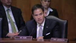 Kerry responde a reclamos de Senador Marco Rubio