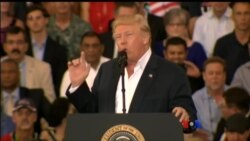 Trump သမၼတသက္တမ္း ပထမရက္သံုးဆယ္