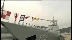 中国反驳增加军费指责