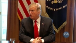 Трамп розказав, що він думає про розслідування щодо імпічменту. Відео
