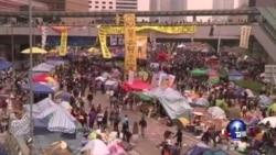 香港拨款补偿占中受害商家的损失