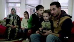 Syrian Refugees in US Express Concern for Those Left Behind