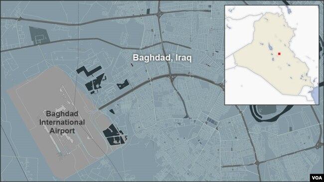 Aeropuerto de Baghdad