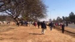 Zimbabwe Police Monitoring People Attending 'King' Coronation