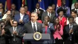 Shugaban Amurka Barack Obama da YALI, Washington, D.C., ga 28 Yuli 2014