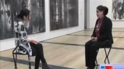 مریم غنی: من ازطریق هنر با افغانستان آشنایی بهتر پیدا کردم