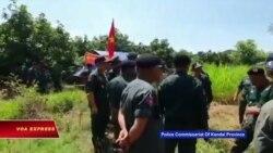 Campuchia yêu cầu Việt Nam dỡ chốt kiểm soát trong khu vực tranh chấp