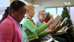 Життя у комплексі для пенсіонерів у США – розповідь української мешканки. Відео