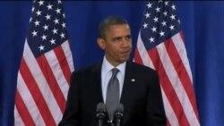 奧巴馬總統敦促國會通過就業法案