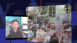 VOA连线:北京当局打压到香港参加游行的大陆访民
