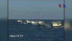6 ngư dân Việt bị TQ bắt ở Hoàng Sa đang bị giữ ở cảng Tam Á