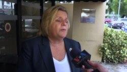 Ileana Ros-Lehtinen demanda más sanciones para funcionarios de la justicia venezolana
