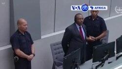 Manchetes Africanas 7 Novembro 2019: Senhor de guerra congolês sentenciado em Haia