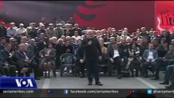 Tiranë, protesta e opozitës